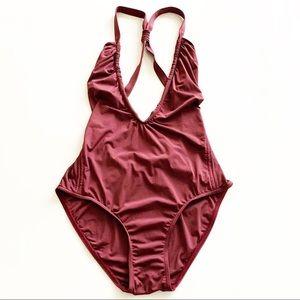 NWOT Diane Von Furstenberg One Piece Bathing Suit